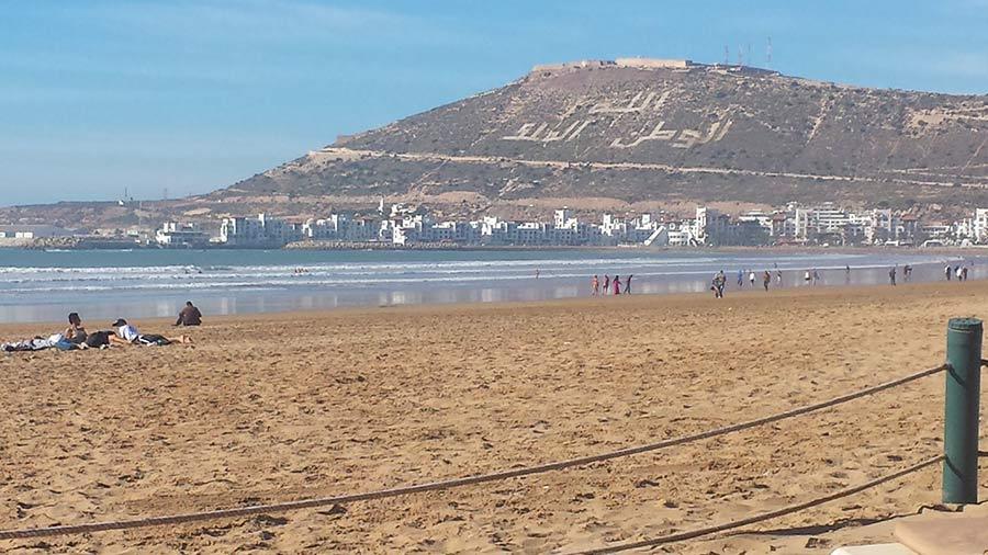 Our base - Agadir