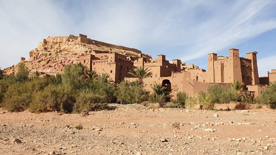 Gladiator town Ait Benhaddou