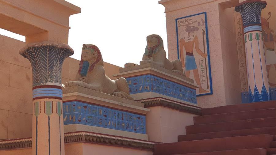 Hollywood Town Ouarzazate