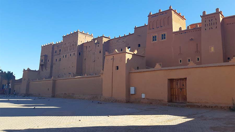 Kasbah Taourirt - Ouarzazate
